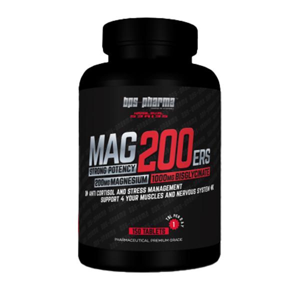 BPS Pharma - MAG 200ers, 150 Tabl. im Bodycheckers Bodyshop kaufen