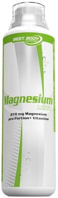 Best Body Nutrition Magnesium Vitamin Liquid, 500 ml Flasche