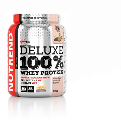 Nutrend - DELUXE 100% WHEY, 900 g