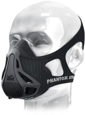 Phantom Athletics Training Mask, schwarz/grau