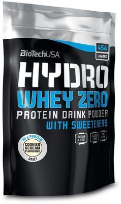 BioTechUSA Hydro Whey Zero, 454g Beutel