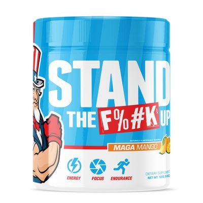 Liberty Labz - Stand The F*ck Up Booster - 180g