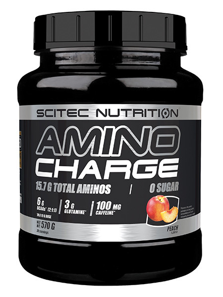 Scitec Nutrition Amino Charge, 570 g Dose