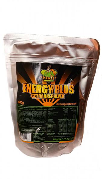 PROZZ Energy Plus - Getränkepulver Kirsche 600g Beutel