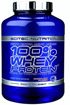 Scitec Nutrition - 100% WHEY PROTEIN, 2350 g