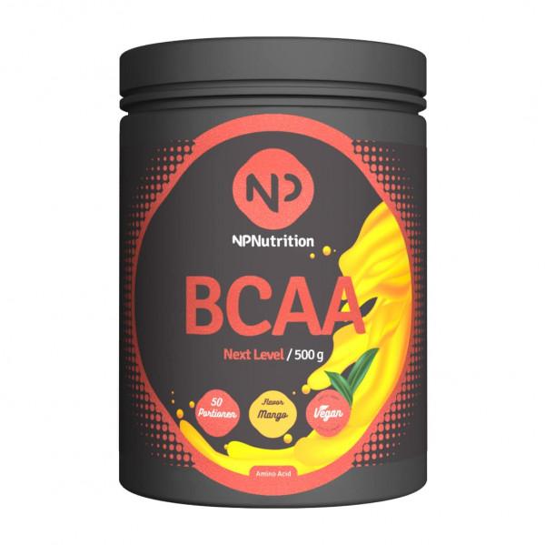 NP Nutrition - BCAA, 500g