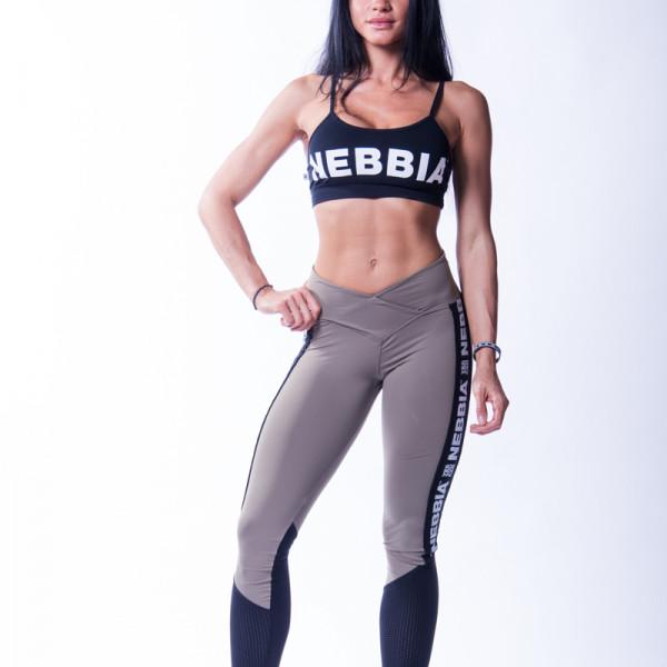 NEBBIA - High waist mesh leggings 601-Copy-Copy