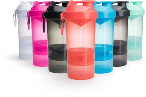 Smartshake O2GO Shaker 600ml