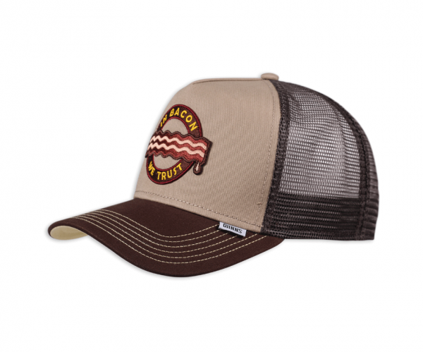 DJINNS -Trucker Cap HFT Food Bacon