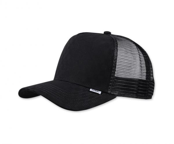 DJINNS -Trucker Cap HFT Tie Check
