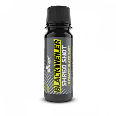Olimp Blackweiler Shred Shot, 20 x 60 ml Ampullen