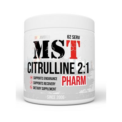 MST - Citrulline 2.1 250g neutral
