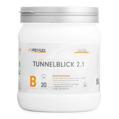 ProFuel TUNNELBLICK 100%- Vegan -360g