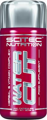 Scitec Nutrition Water Cut, 100 Kapseln Dose