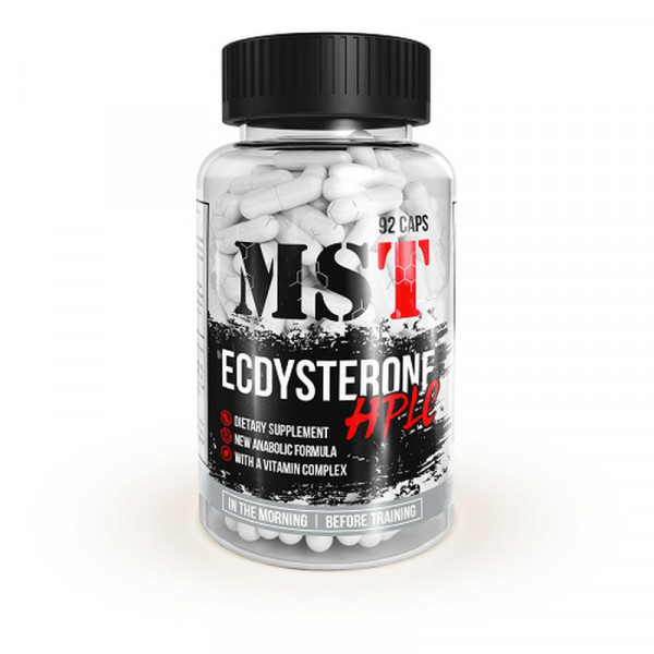 MST - ECDYSTERONE HPLC, 90 Kaps.