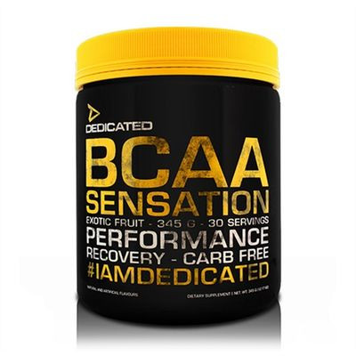 Dedicated - BCAA Sensation V.2, 30 Serv.