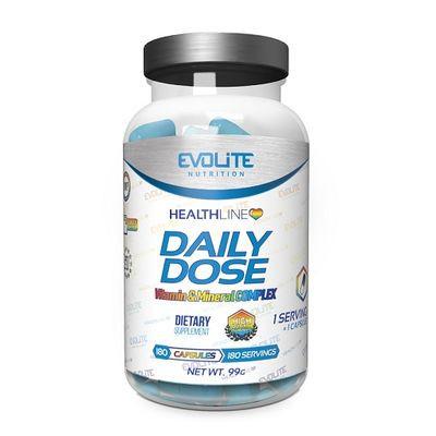 Evolite Nutrition - DAILY DOSE, 180 Kaps.