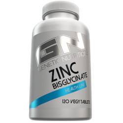 GN - ZINCBISGLYCINATE, Health Line, 120 Tabl.