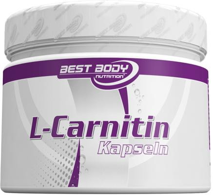 Best Body Nutrition L-Carnitin, 200 Kapseln Dose