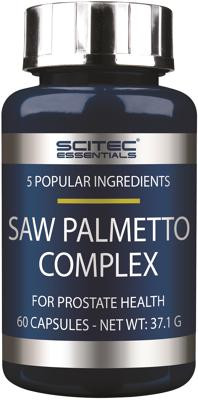 Scitec Essentials Saw Palmetto Complex, 60 Kapseln