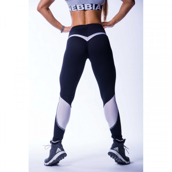 NEBBIA - Leggings V-BUTT MODEL N605 BLACK